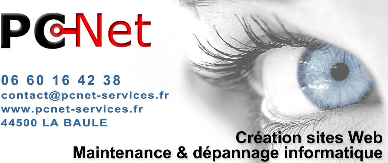 PC-Net Services Informatique & agence Web