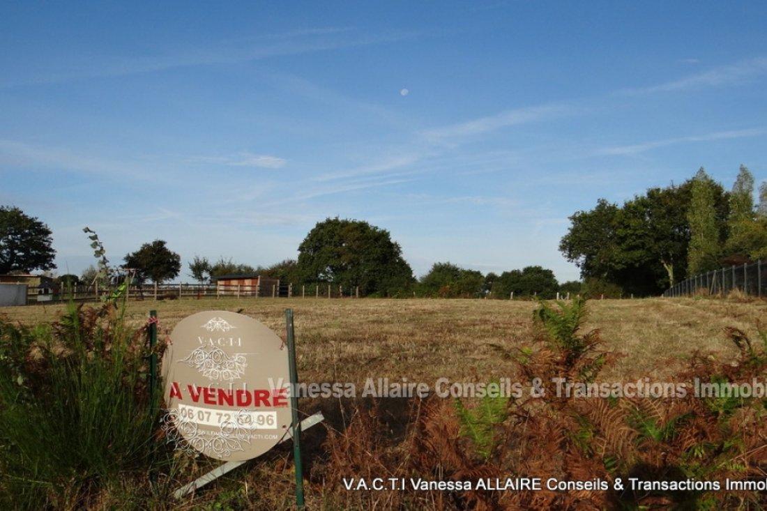 Terrain-Saint-André des Eaux-0